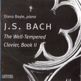 Bach - The Well-Tempered Clavier Book II